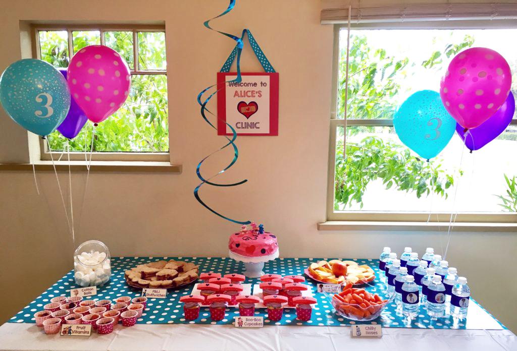 Luxury Readers u Favorite Alice us Doc McStuffins Birthday Soir e