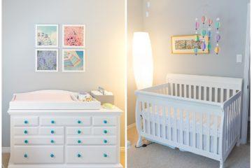 Tiny Pastel Nursery