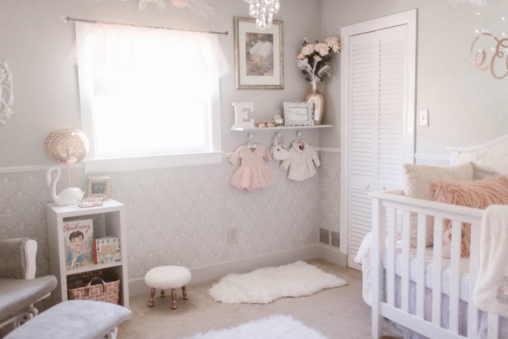 Ella Grace S Swan Lake Nursery Project Nursery