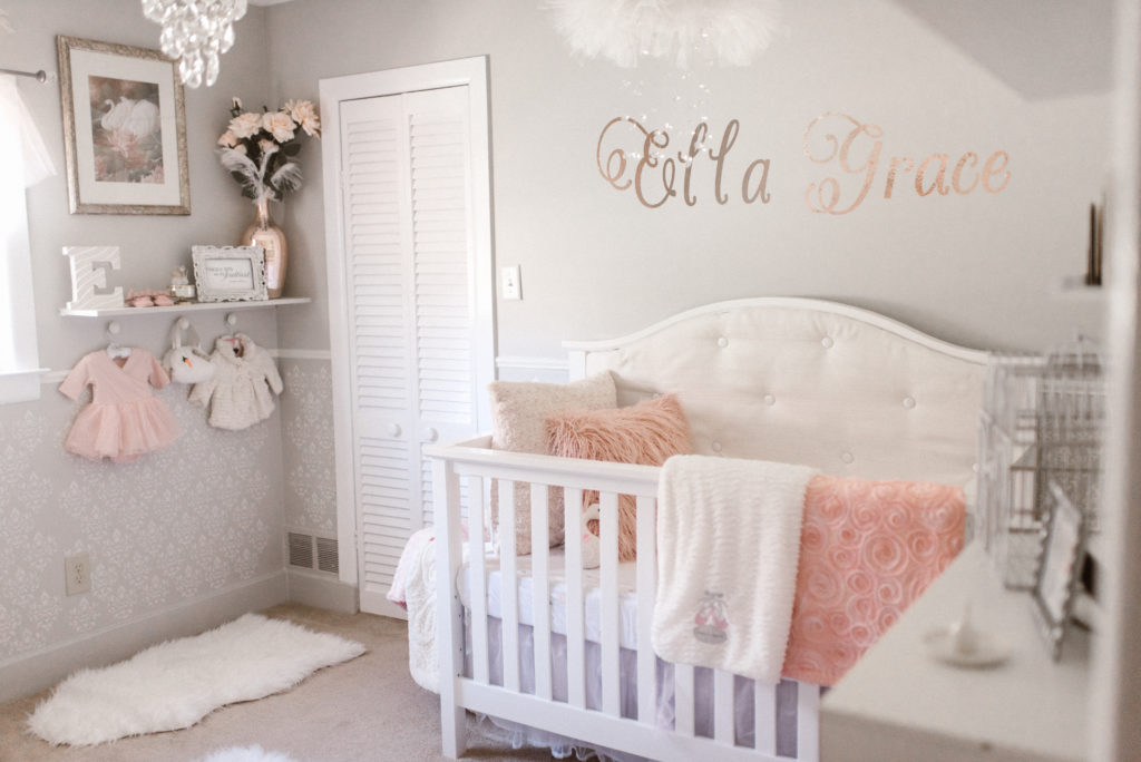 Ella Grace S Swan Lake Nursery Project Nursery