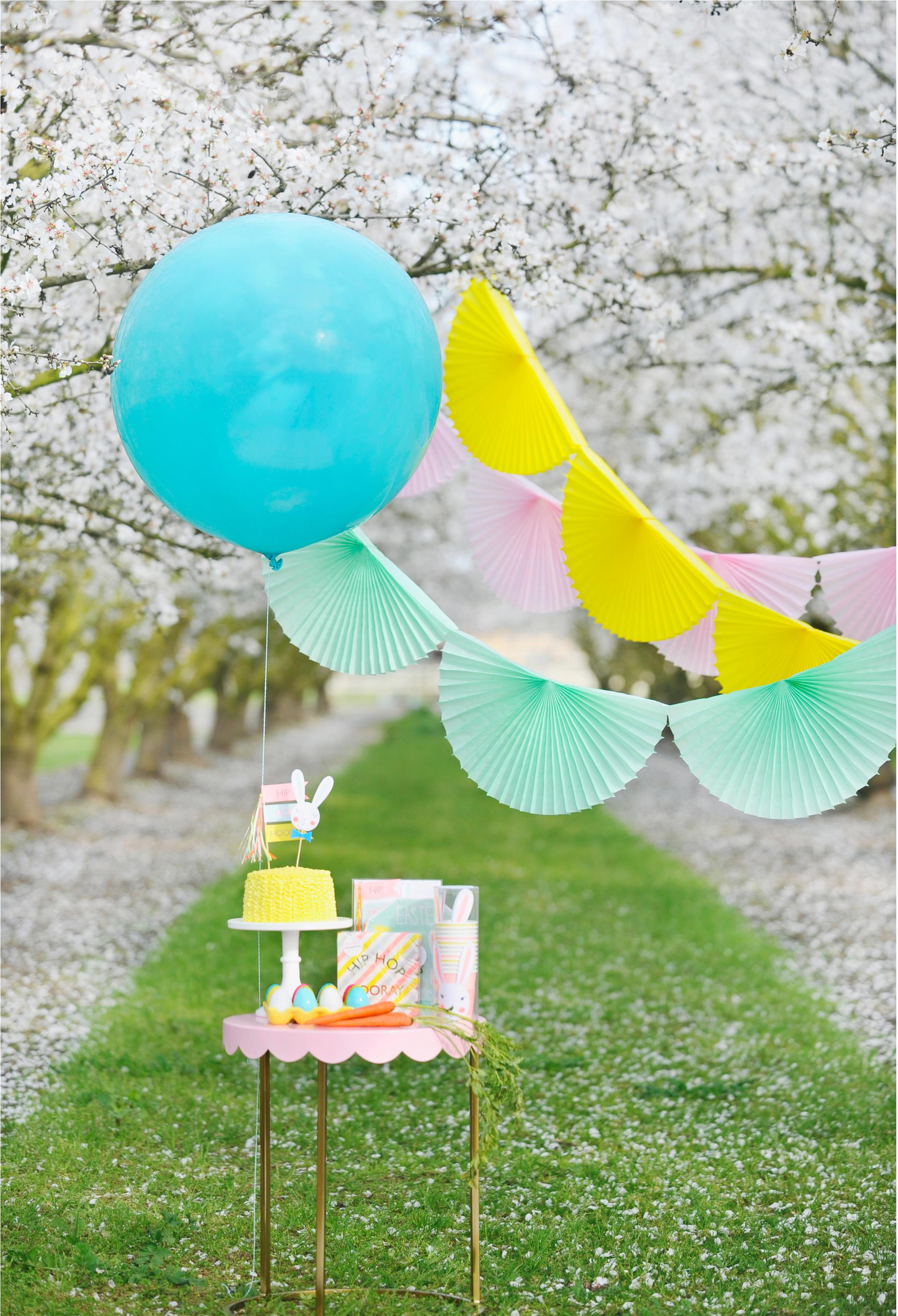 Easter Picnic Party - Project Nursery