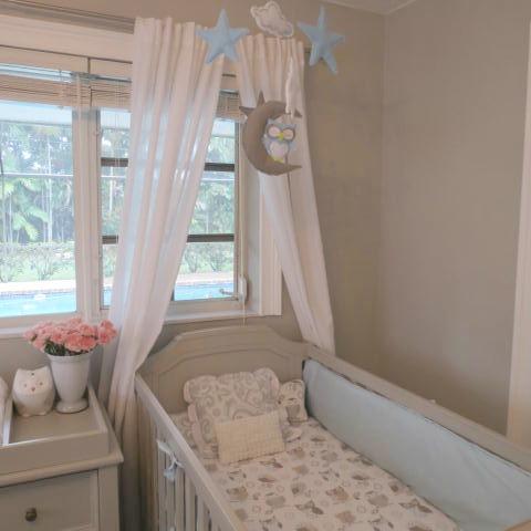 Boy Girl Twin Elegant Nursery Project Nursery