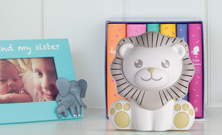 Project Nursery Lion Sleep Soother