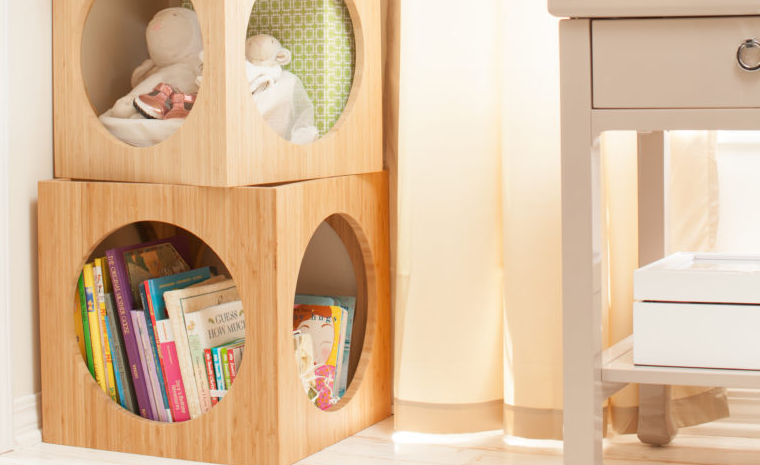Get Ready to Read with these Unique Book Storage Options - Project Nursery & Get Ready to Read with these Unique Book Storage Options - Project ...
