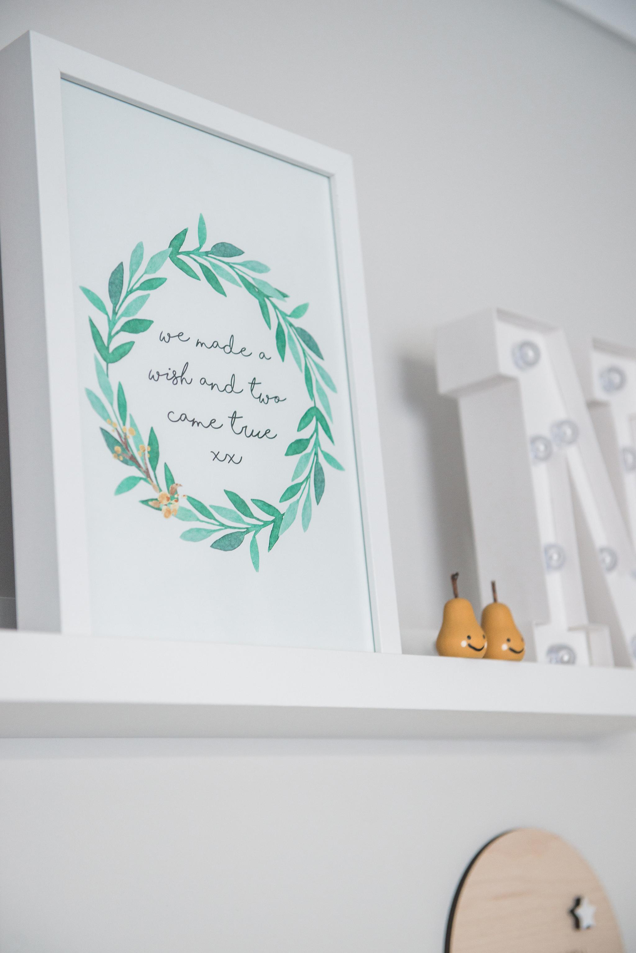 Celebrity nursery room designs