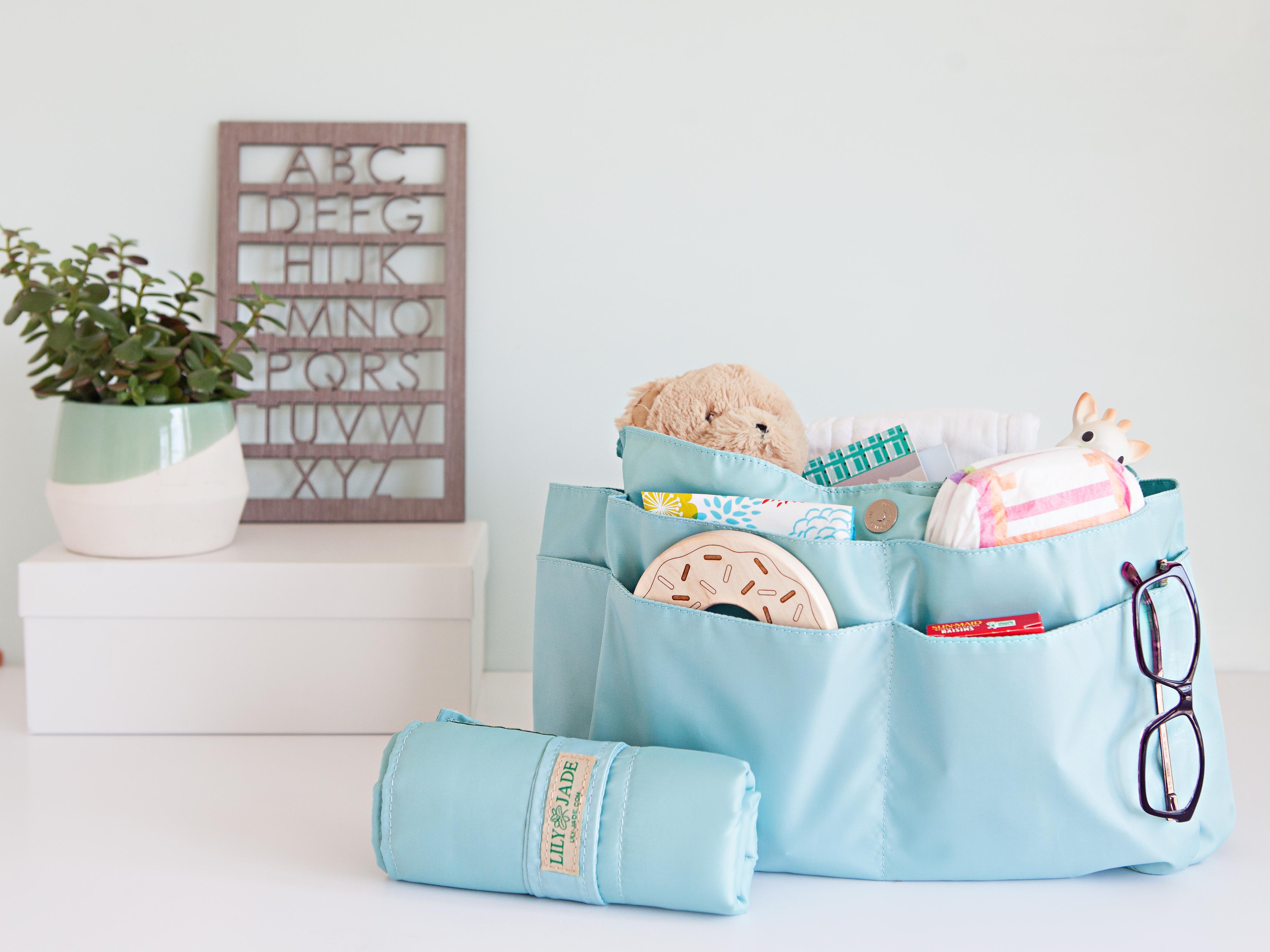 Lily Jade Baby Bag Organizer Insert