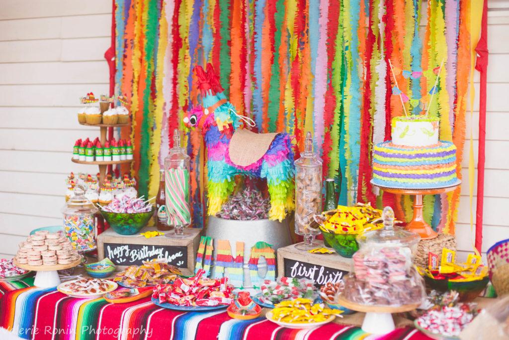 Fiesta First Birthday Project Nursery