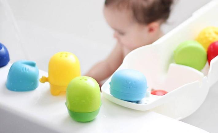 Ubbi Bath Toys