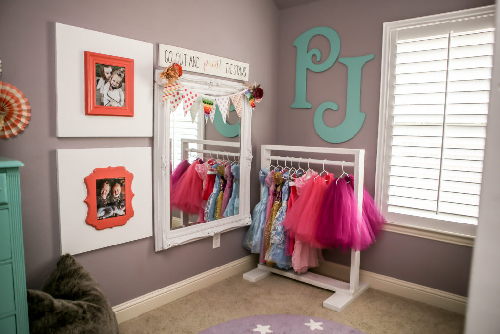 Bunk Bed Sister Room