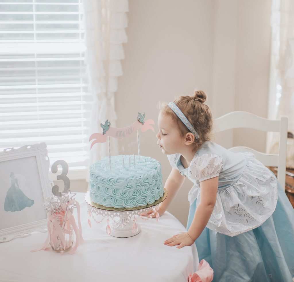 Cinderella Birthday Party - Project Nursery