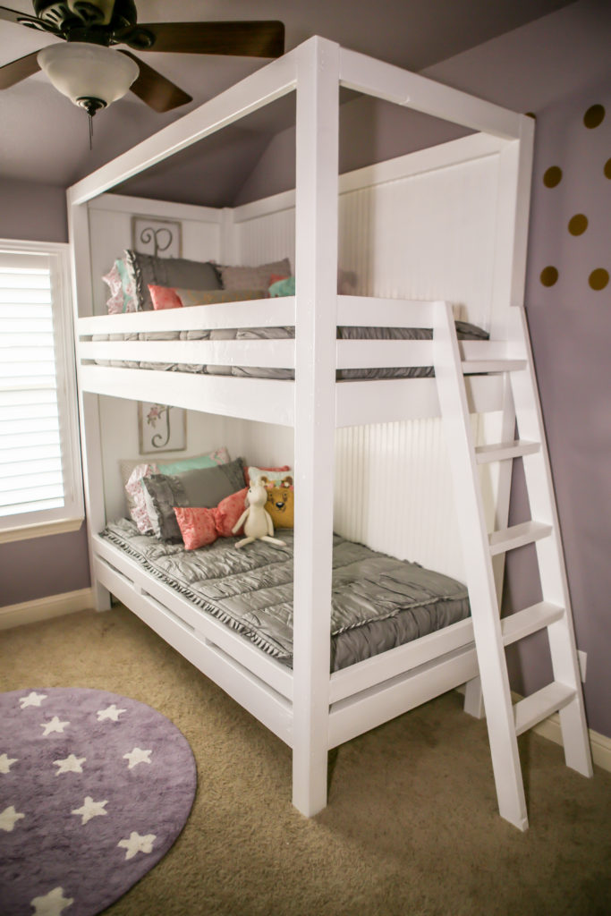 Cute bunk bed rooms home design for Cute bunk bed rooms