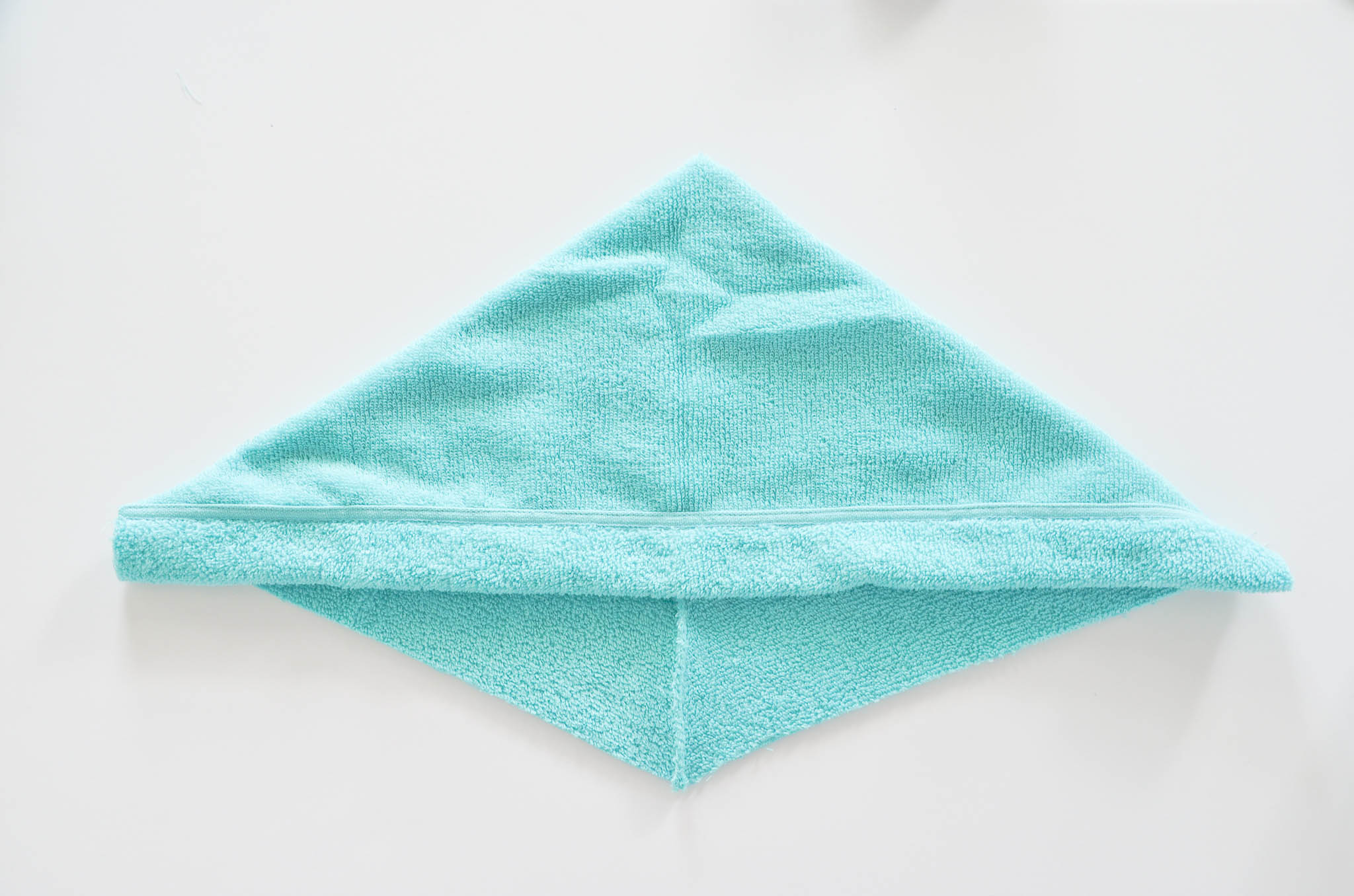 DIY Hooded Towel Tutorial - Project Nursery