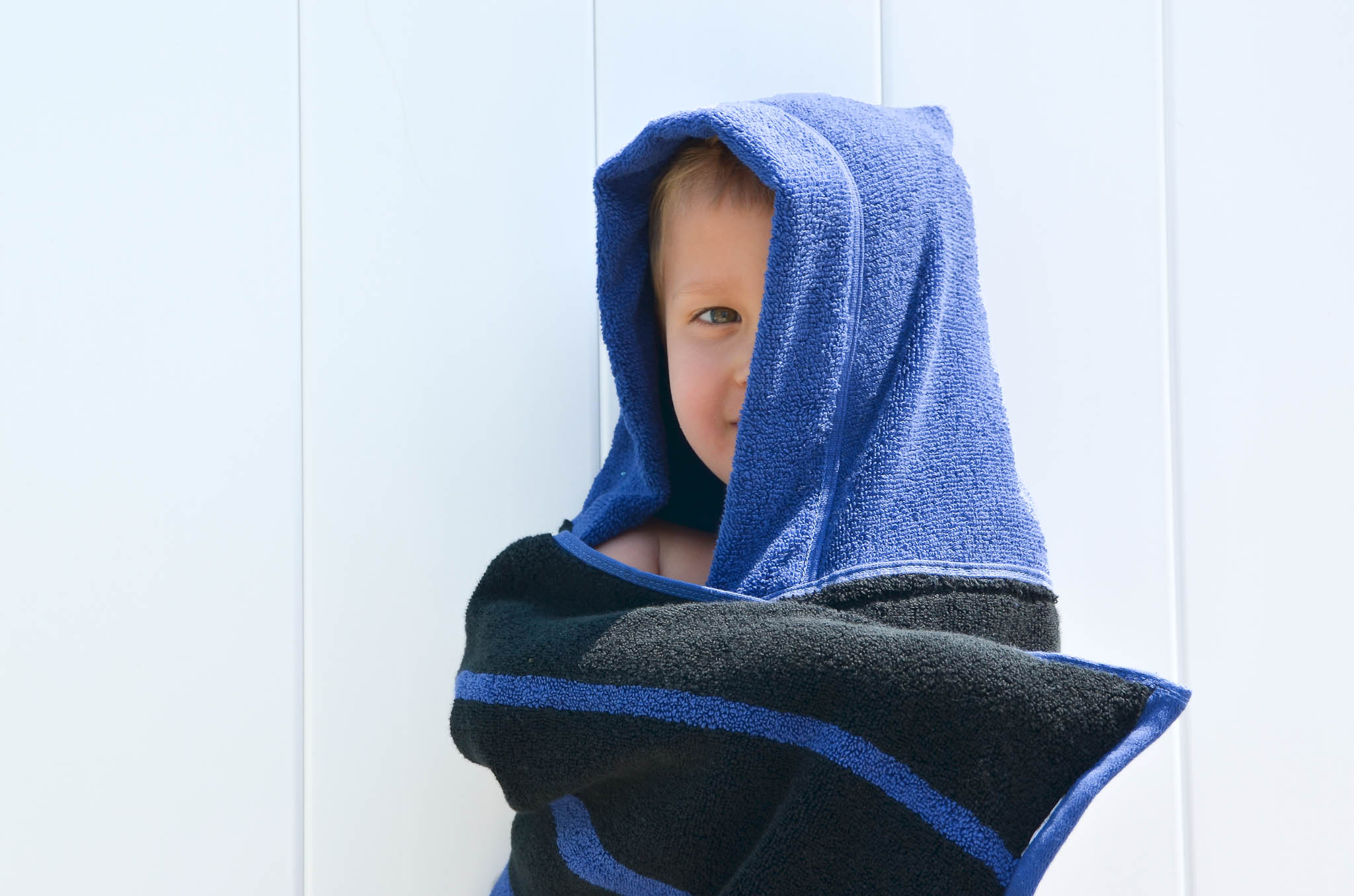 a diy hooded towel that your kiddo won 39 t immediately outgrow project nursery. Black Bedroom Furniture Sets. Home Design Ideas
