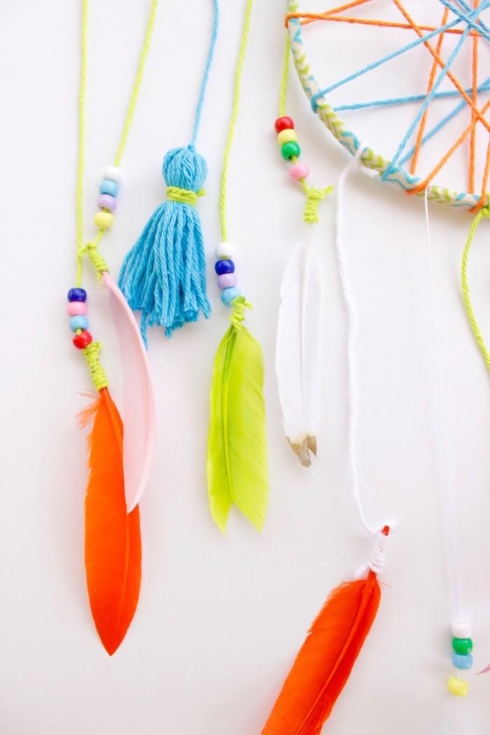 DIY Whimsical Dreamcatchers