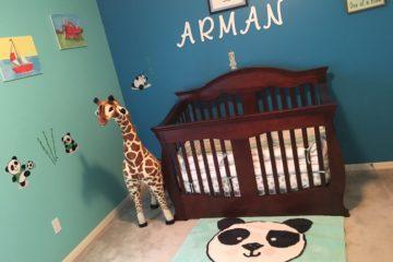 Panda Theme Nursery