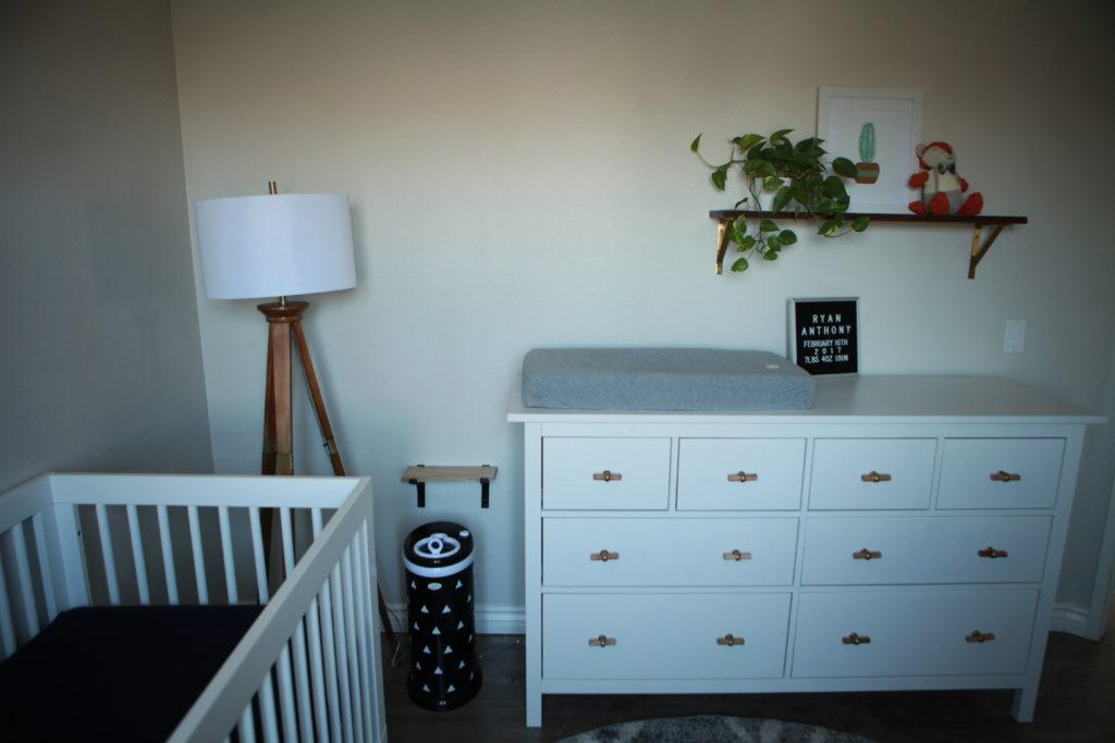 Modern Nursery Project Nursery
