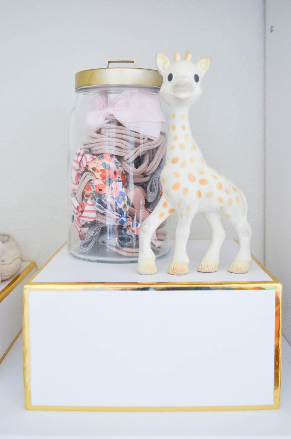 Glam Nursery Details