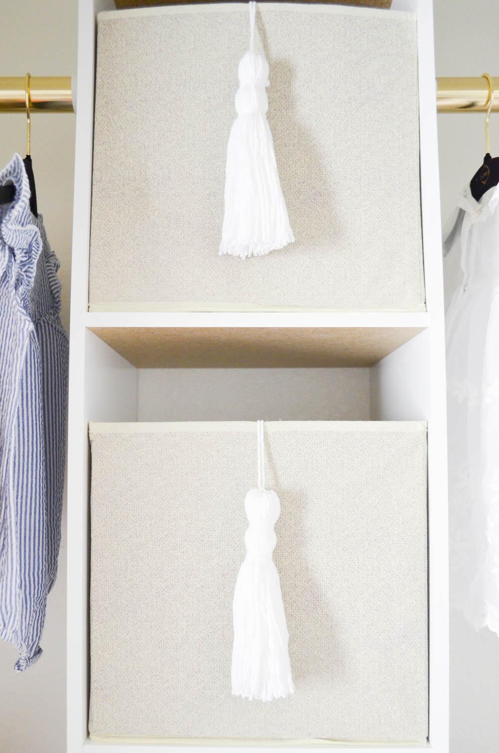 Nursery Storage Details