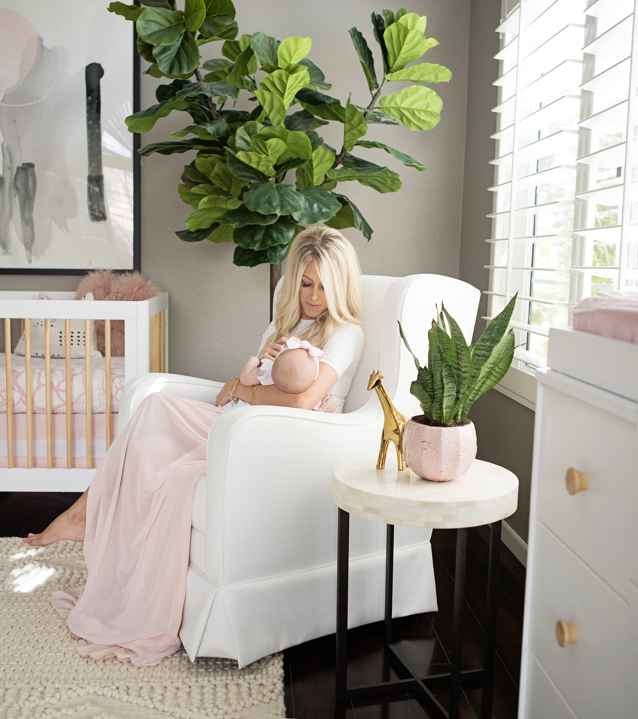 In the Nursery with Kailee Wright - Project Nursery