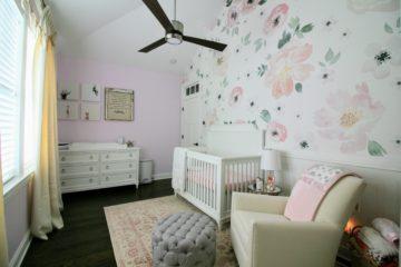 Jolie Wallpaper Nursery