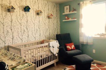 Woodland Gender Neutral Nursery