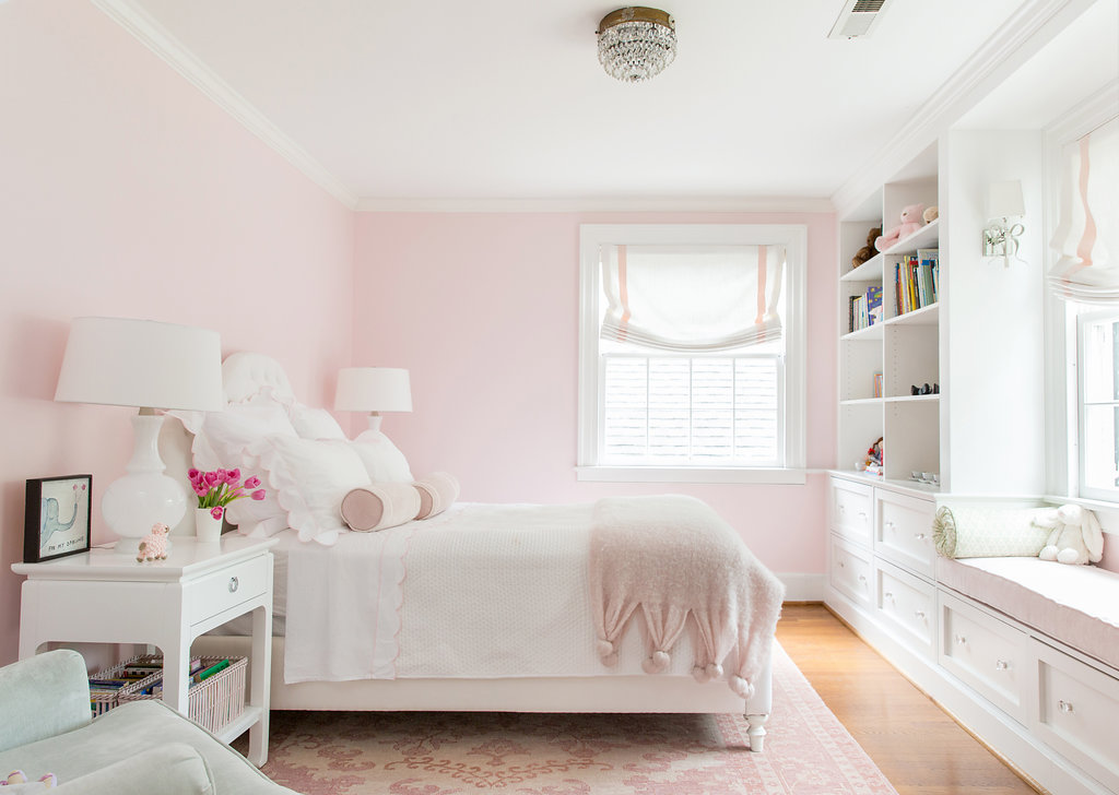 Pretty in Pink Big Girl's Room - Project Junior