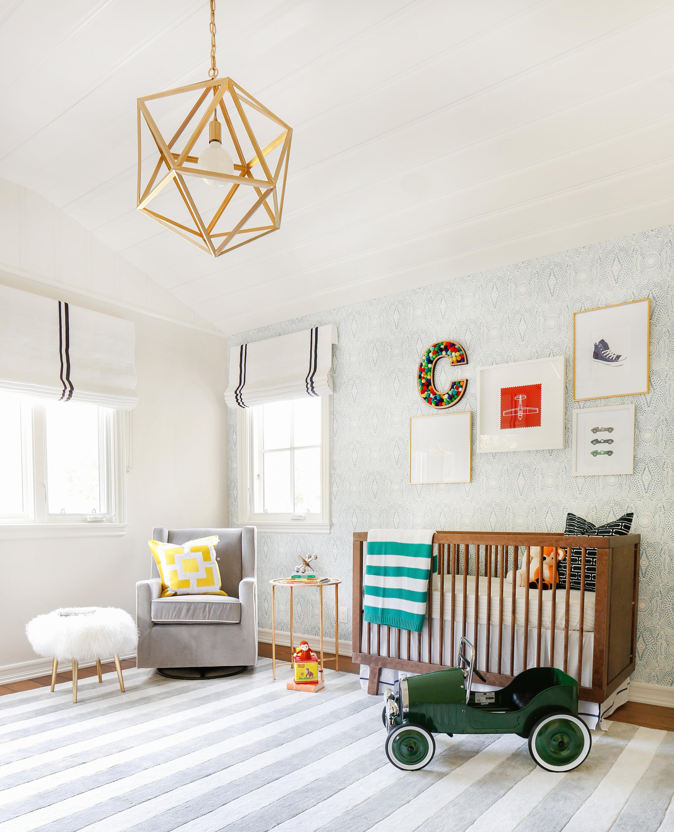 Modern Nursery Ideas: 5 Boys' Room Designs To Inspire You