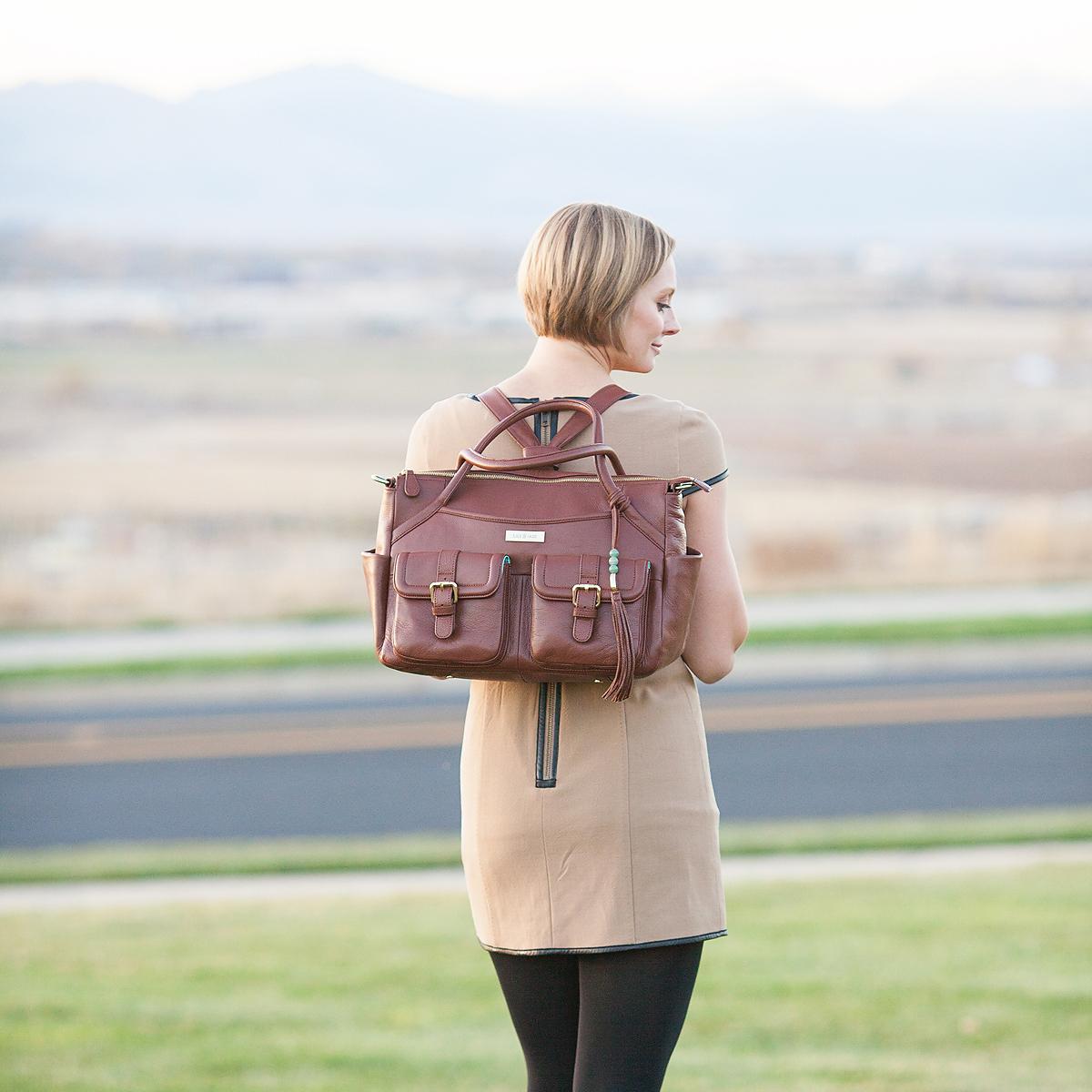 Lily Jade Elizabeth Bag - Backpack Style