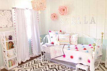Stella's Big Girl Room