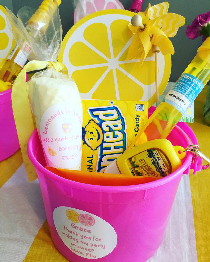 Lemonade Party - Celebrateindetail.com