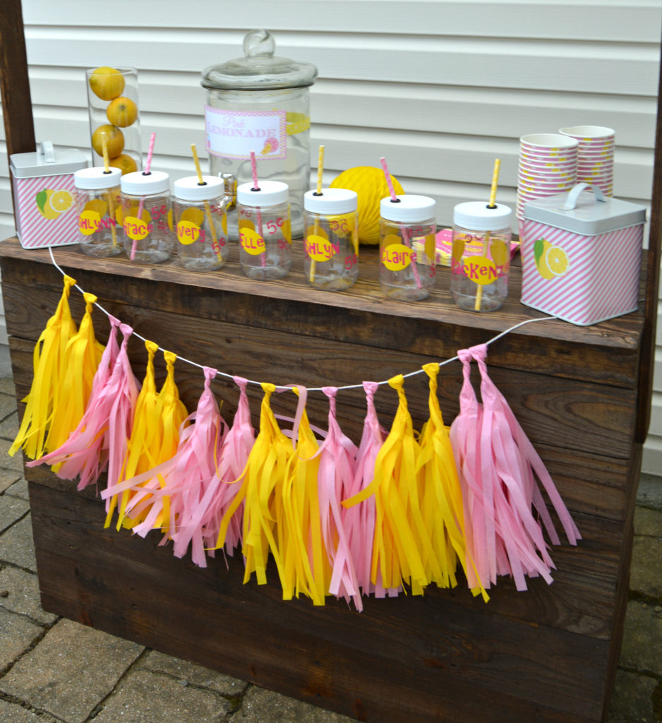 Lemonade Party - Celebrateindetail.com