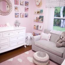 photo of Elina's Pretty in Pink Nursery