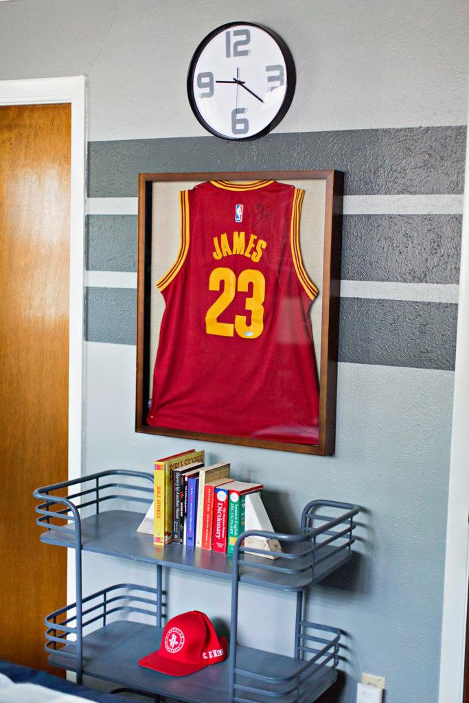 Sports-Inspired Big Boy Room Decor - Project Nursery