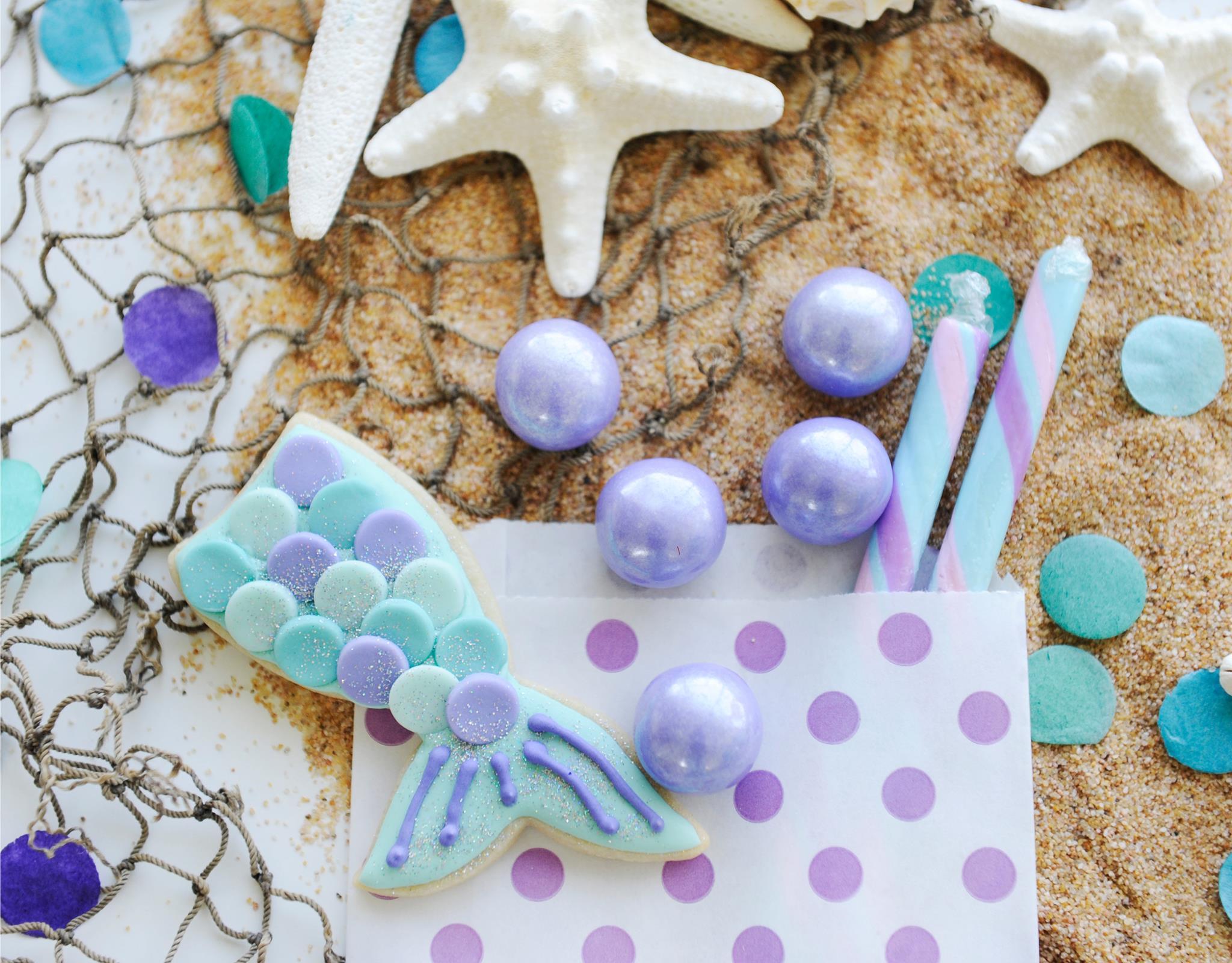 Mermaid Party Ideas - Project Nursery