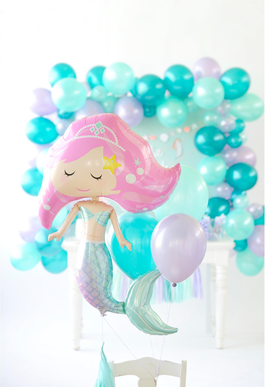 Trend Mermaid Balloon Project Nursery