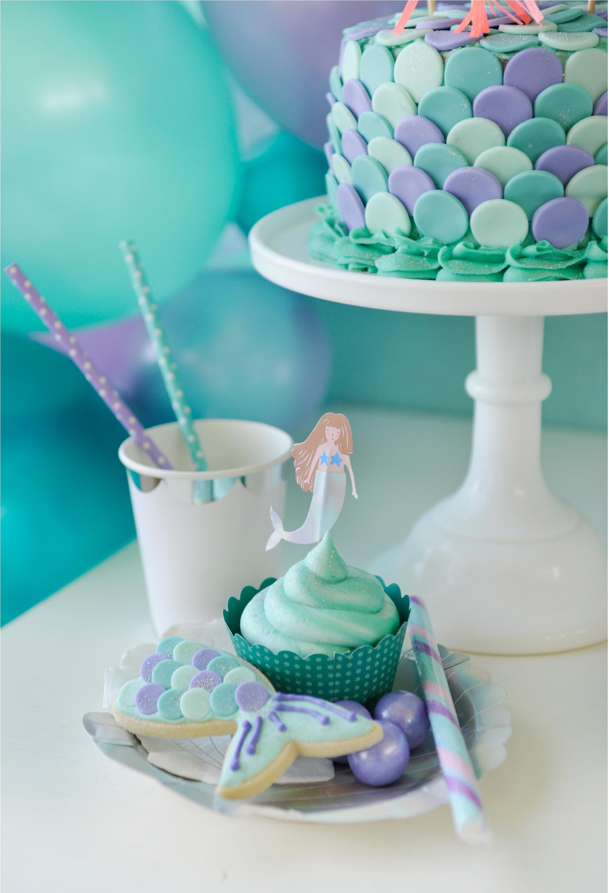 Mermaid Party Ideas - Project Nursery