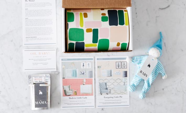 Nina Nursery Boxes