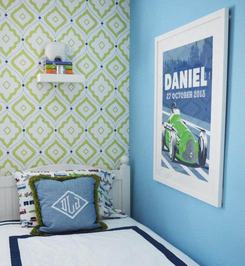Daniel S Big Boy Room Cars Cars Cars Project Nursery