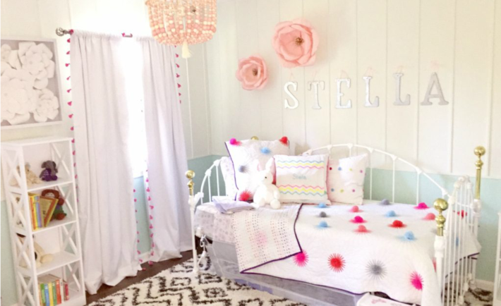 "Stella's ""Big Girl"" Room"
