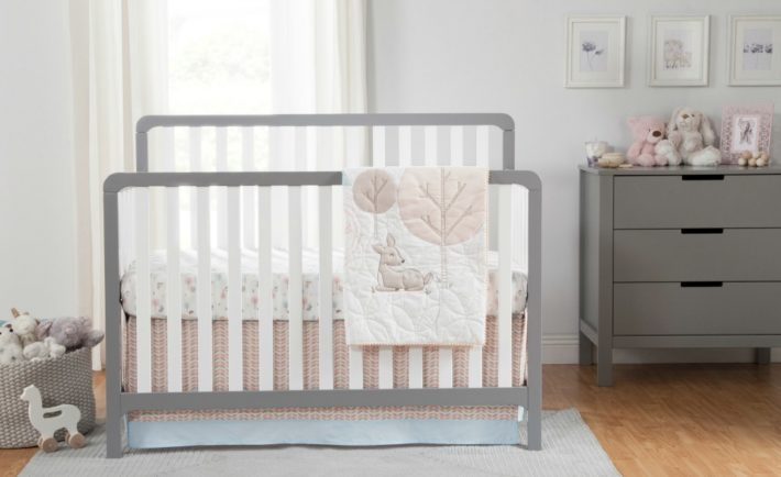 Taylor 4-in-1 Convertible Crib