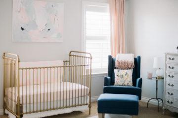 Sweet Pastel Nursery
