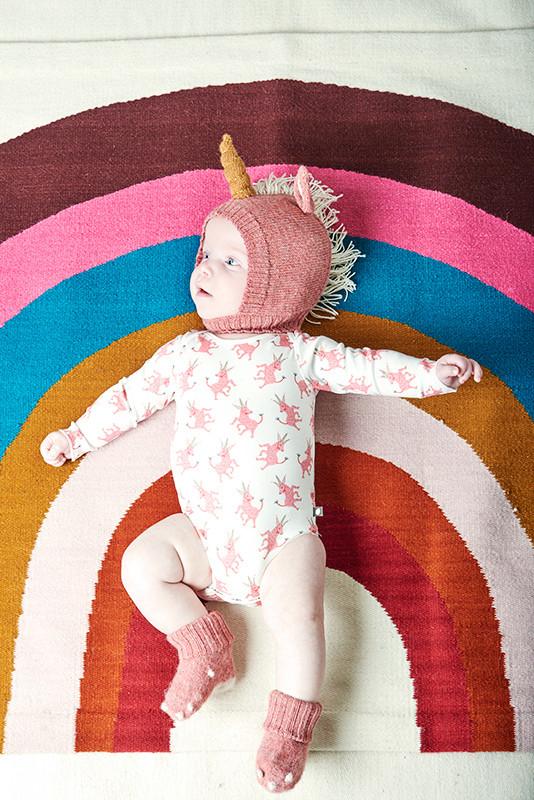 Rainbow Rug from The Project Nursery Shop