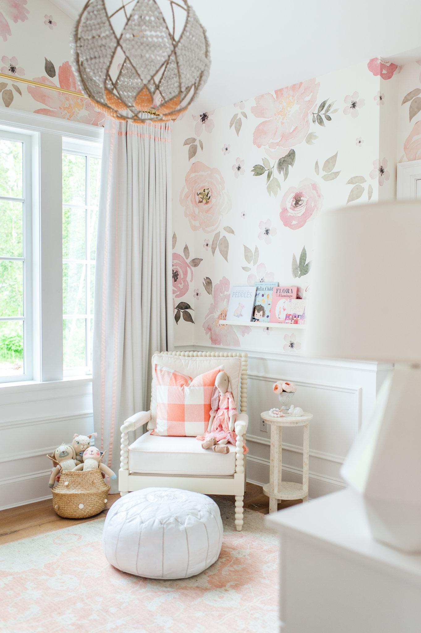 Monika Hibbs' Floral Nursery - Project Nursery