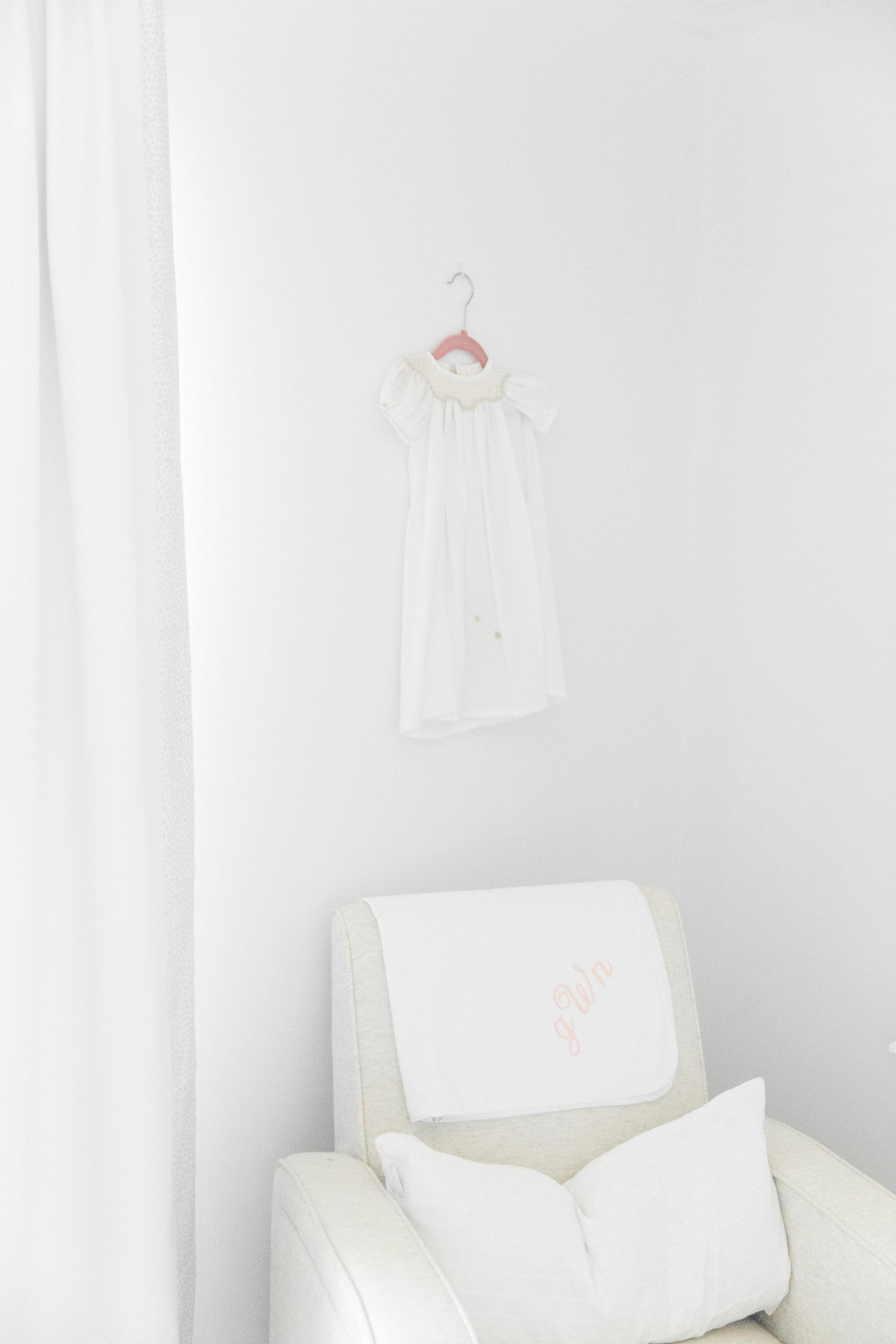 White Nursery - Project Nursery