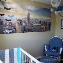 photo of Batman, Gotham City Nursery