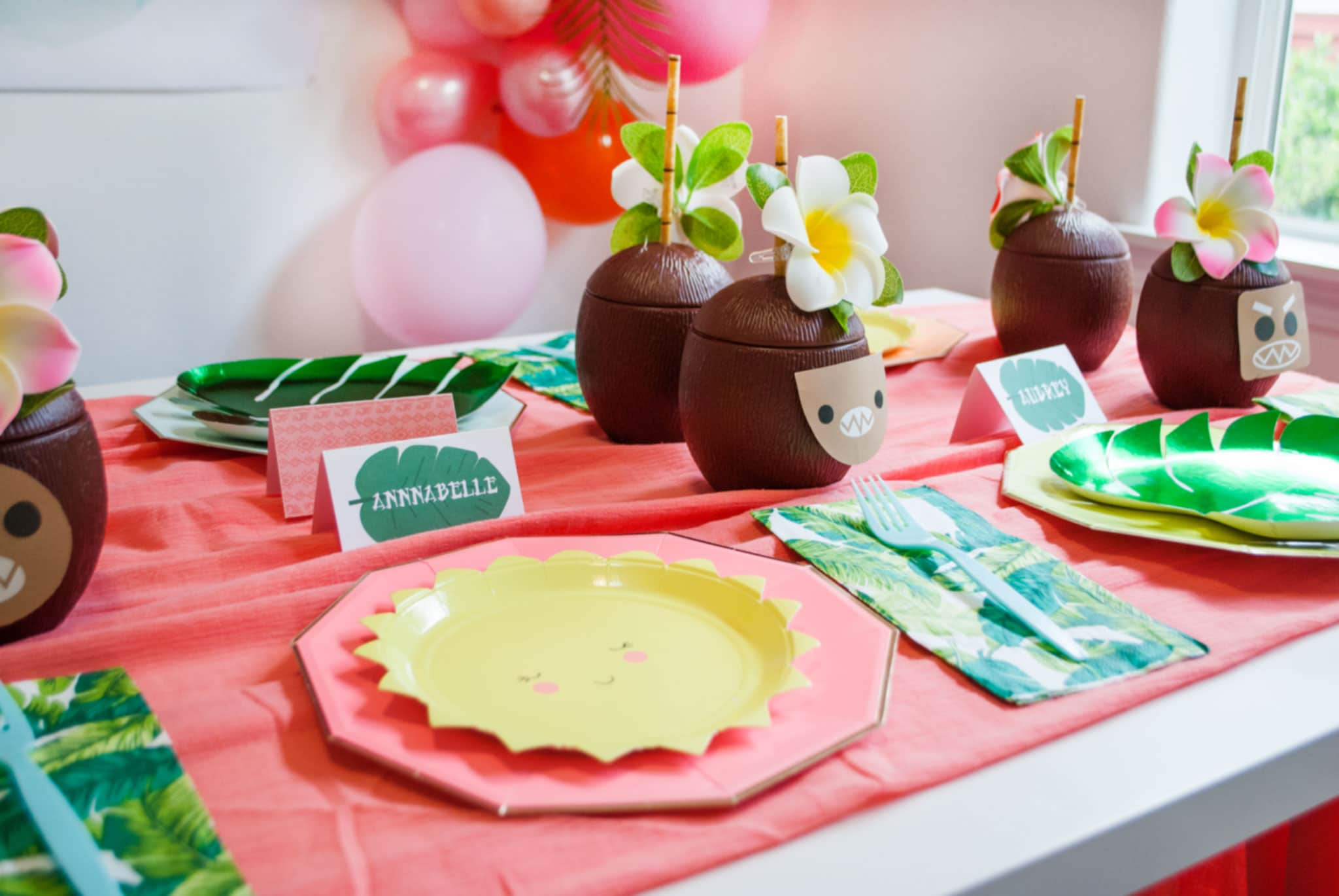 Youre Welcome in advance for these Moana Birthday Party Ideas