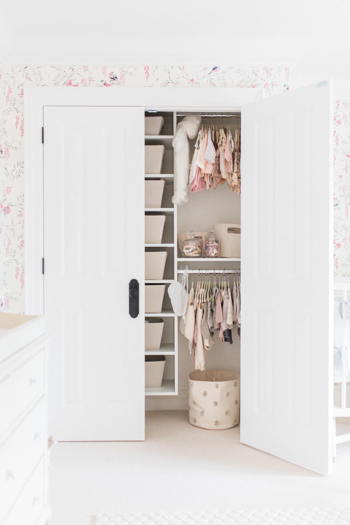Organizing Baby Dresser