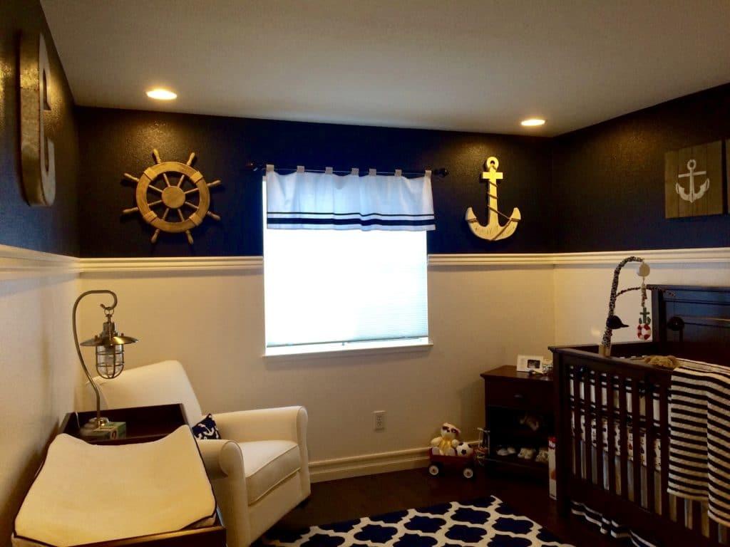 Nautical Nursery Project Nursery