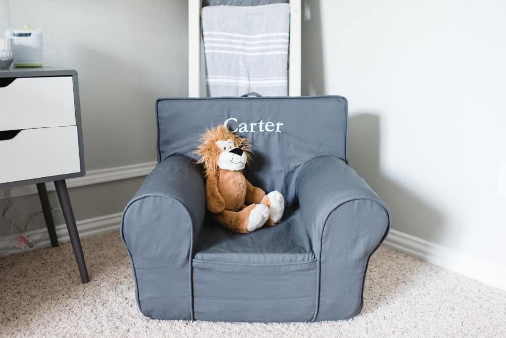Carter S Neutral Modern Safari Nursery Project Nursery