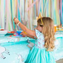 photo of Isla's Magical Unicorn Party